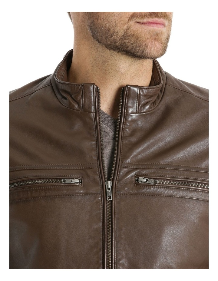 Whitby Leather Jacket image 4