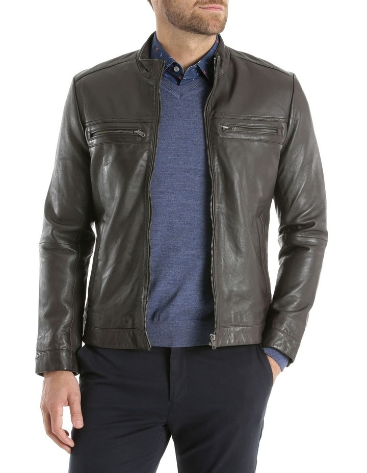 Hailwod Leather Jacket image 1