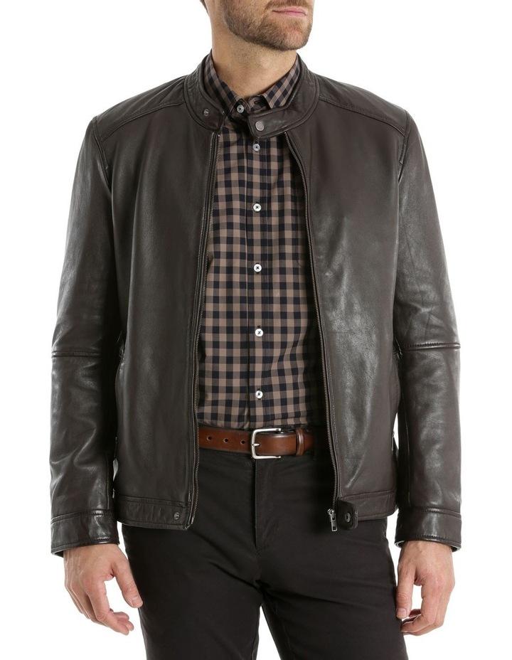 Whitby Leather Jacket image 1