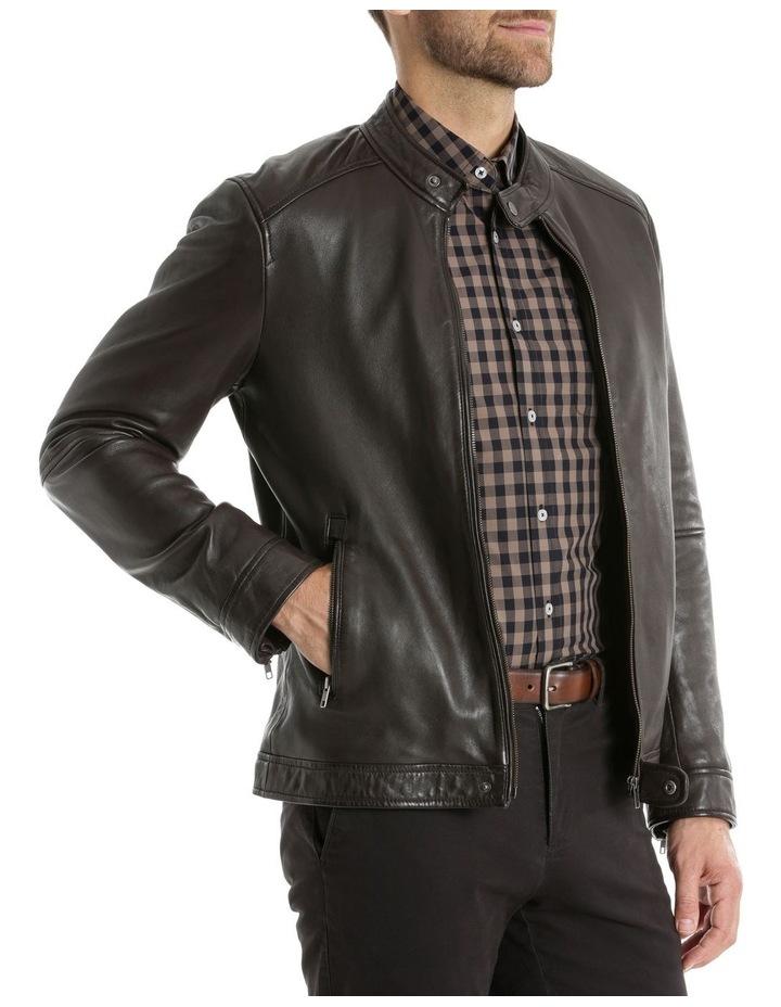 Whitby Leather Jacket image 2