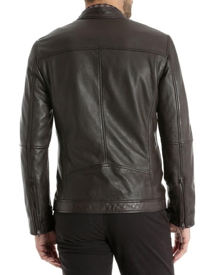 Whitby Leather Jacket image 3