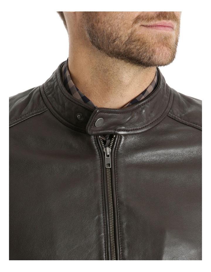 Whitby Leather Jacket image 4