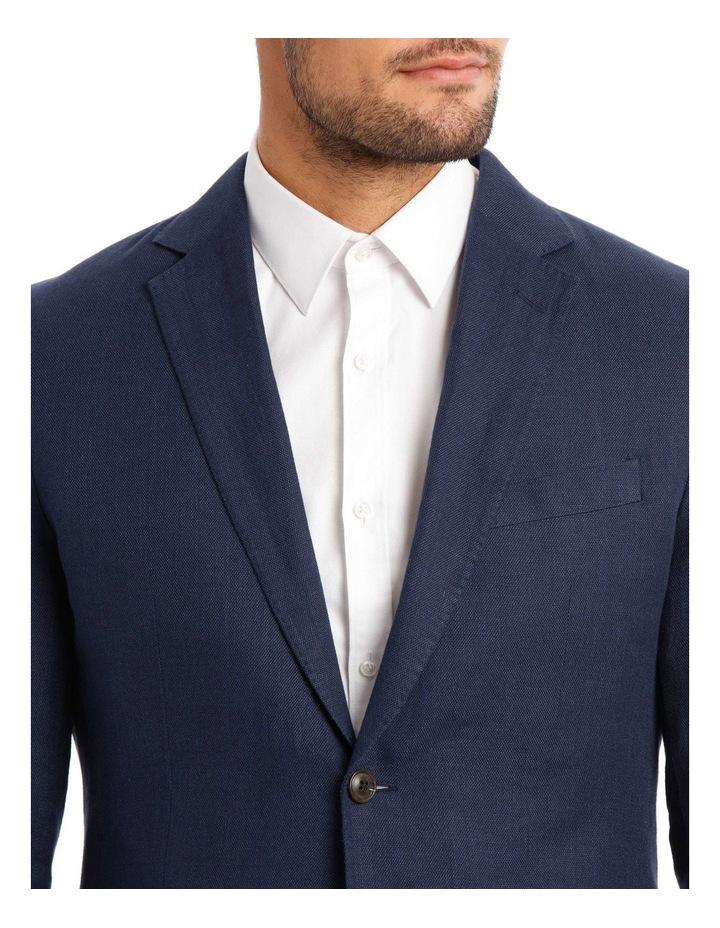 Collington Linen Blend Blazer image 4