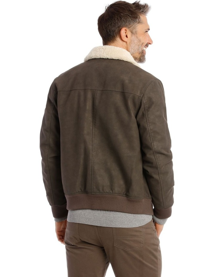 Oakfield Borg Collar Jacket image 3