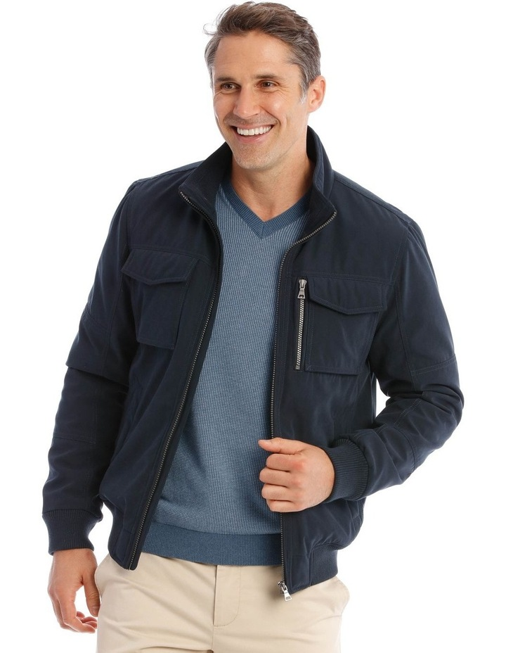 Harpenden Micromoss Jacket image 1