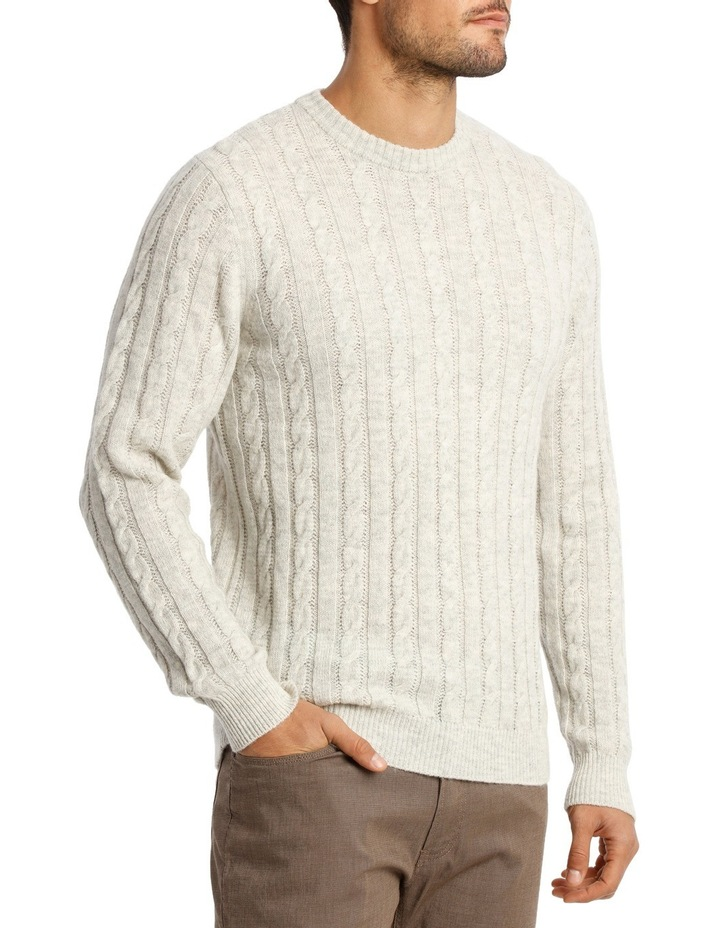 Snowmass Cable knit Sweat image 2