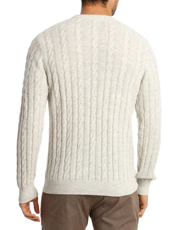 Snowmass Cable knit Sweat image 3