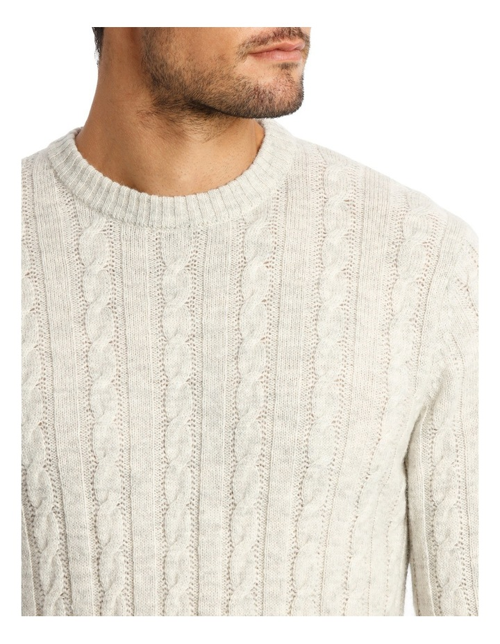 Snowmass Cable knit Sweat image 4