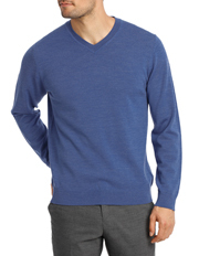Reserve - Mansfield Merino V-Neck Knit