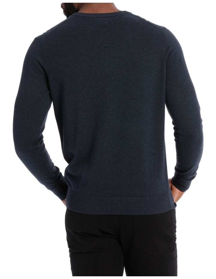 Corby Henley Button Knit image 3