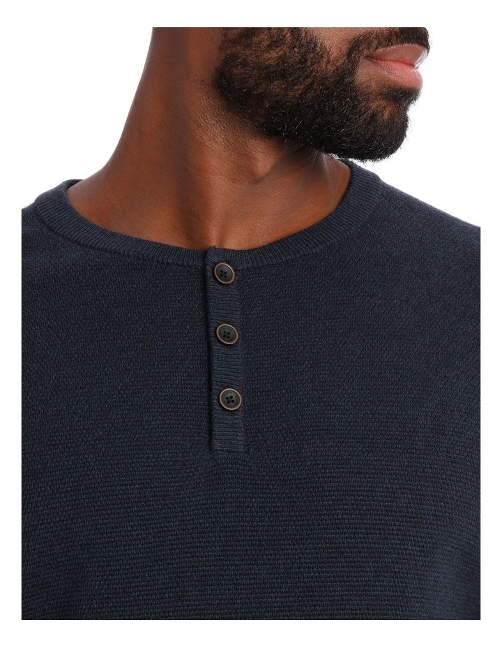 Corby Henley Button Knit image 4