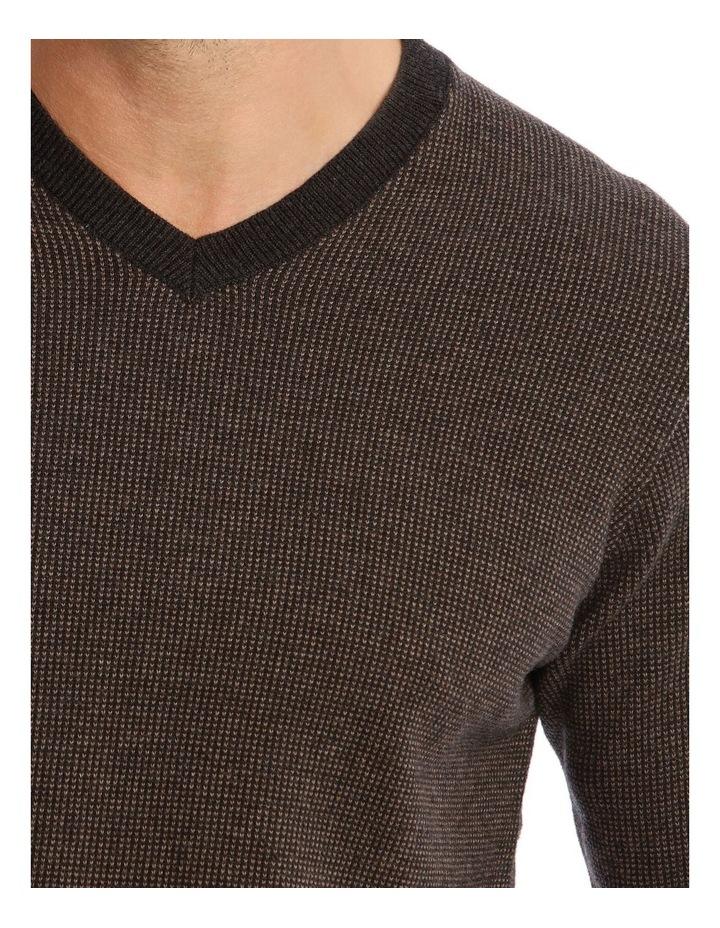 Hambleton V-Neck Knit image 4
