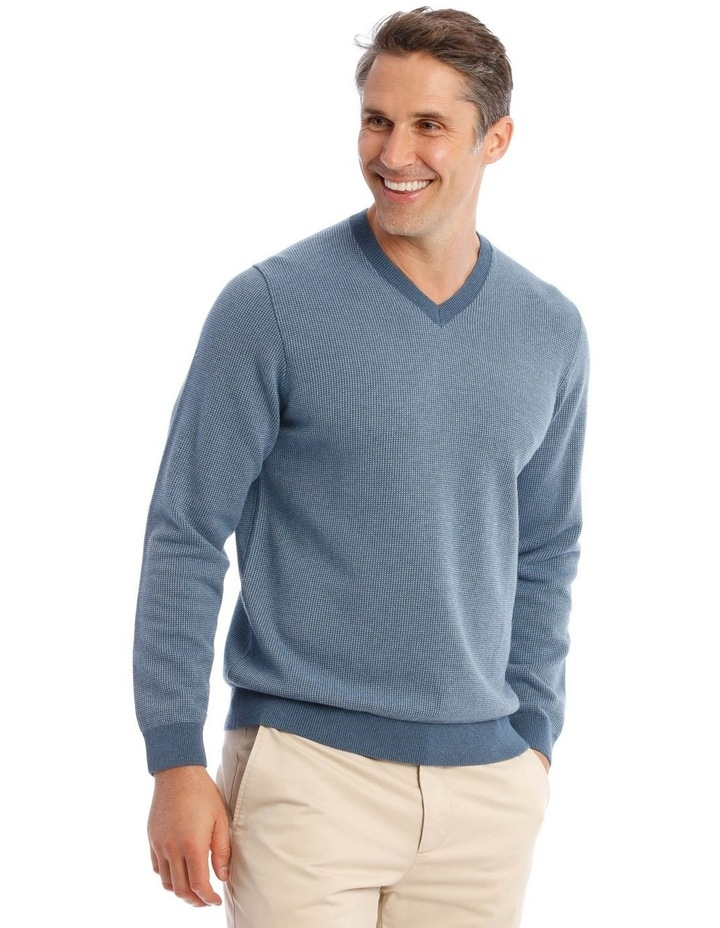 Hambleton V-Neck Knit image 2