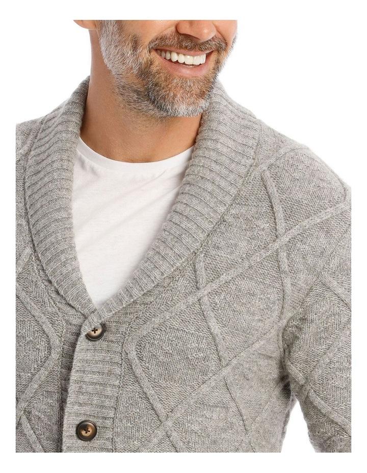 Tablot Textured Cardigan image 4