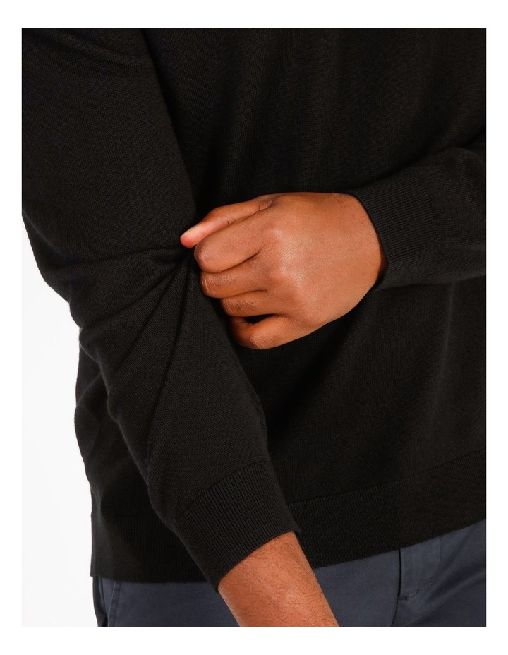 Mansfield Merino V-Neck Knit image 4