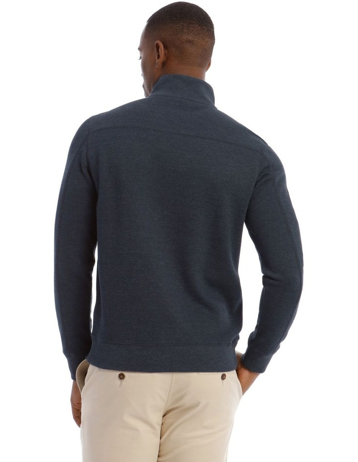 Bloomsbury Quarter Zip Sweat image 3