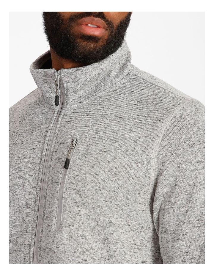 Grey Ribble Valley Fleece Sweat image 4