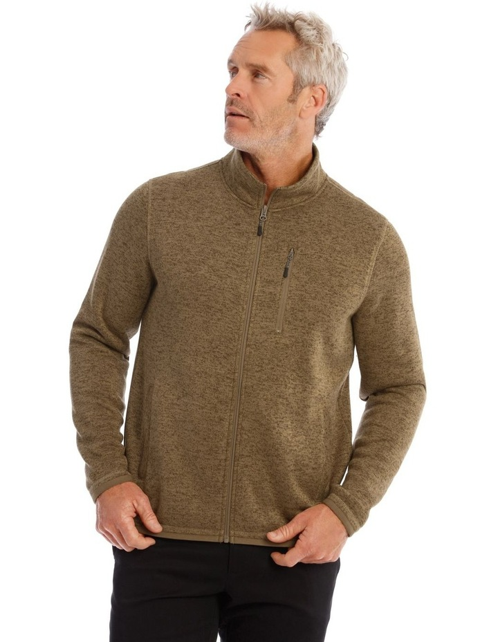 Ribble Valley Fleece Sweat-Top image 1