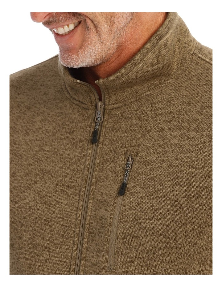 Ribble Valley Fleece Sweat-Top image 2