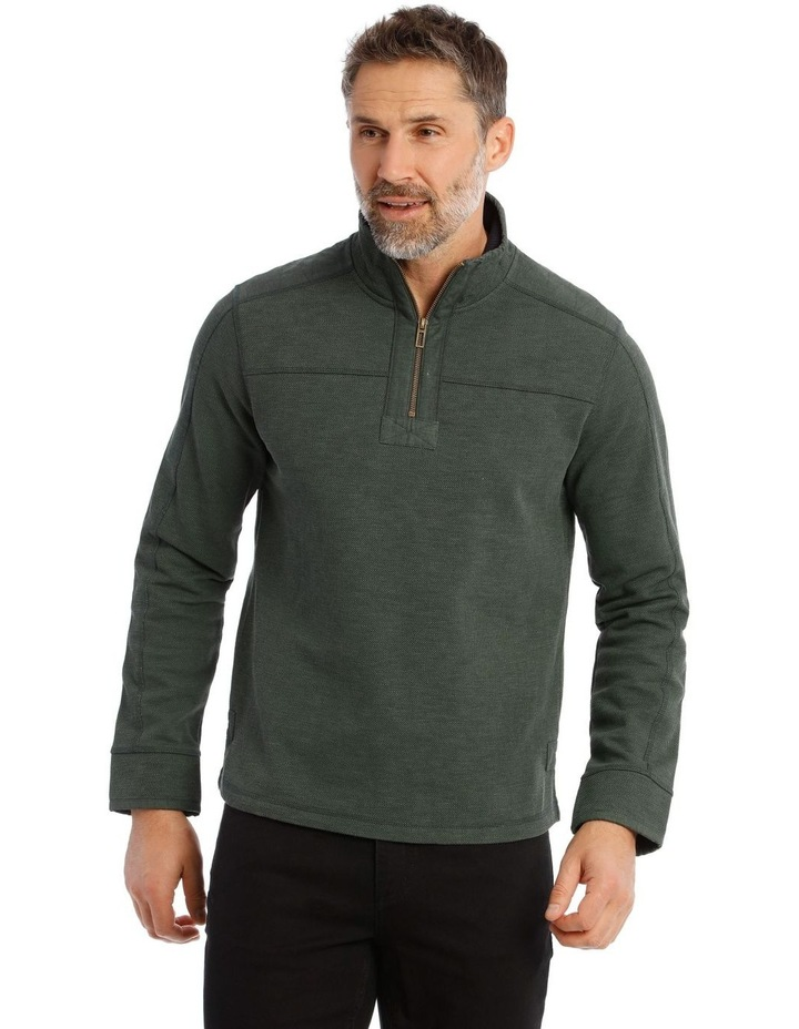 Ross Rugged Qtr Zip image 1