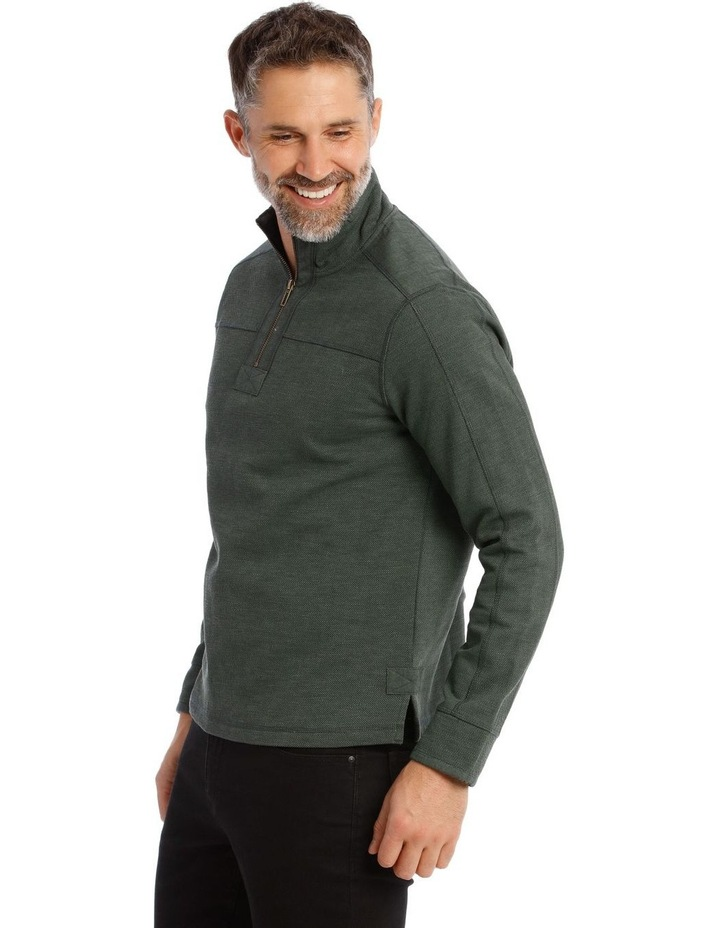 Ross Rugged Qtr Zip image 2