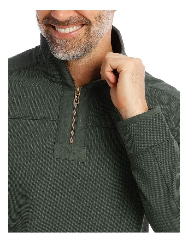 Ross Rugged Qtr Zip image 4