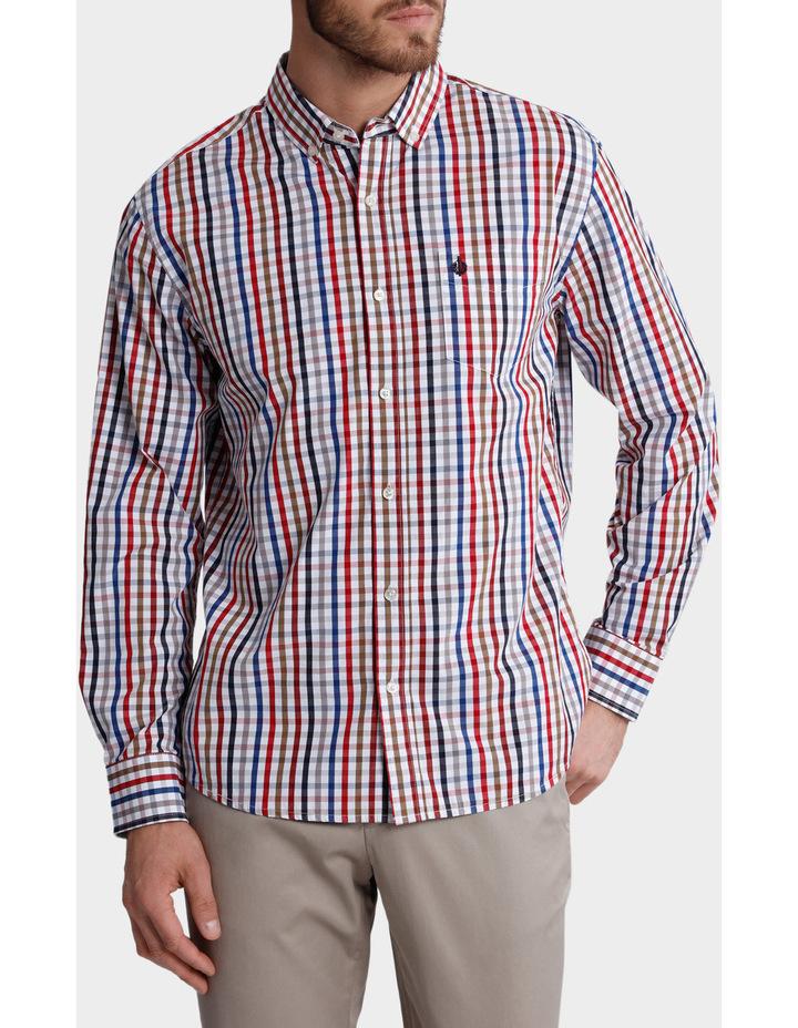 Long Sleeve Check Shirt image 1