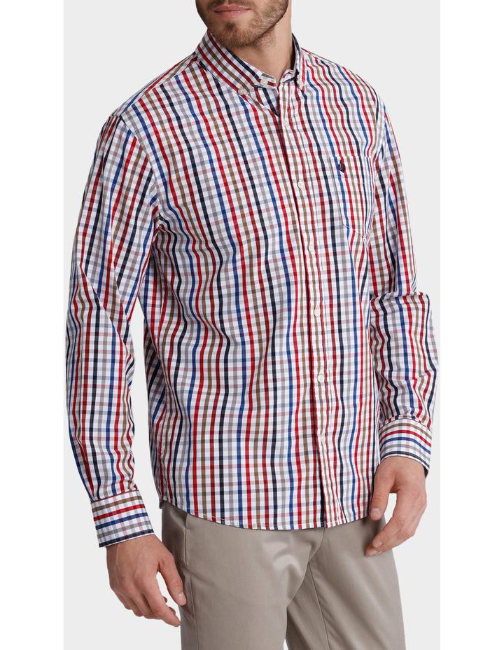 Long Sleeve Check Shirt image 2