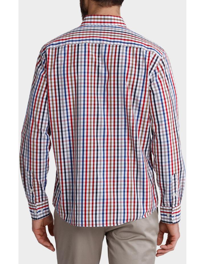 Long Sleeve Check Shirt image 3