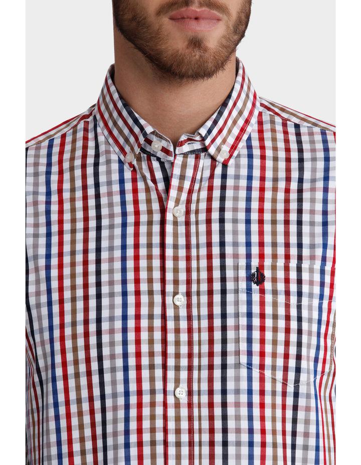 Long Sleeve Check Shirt image 4