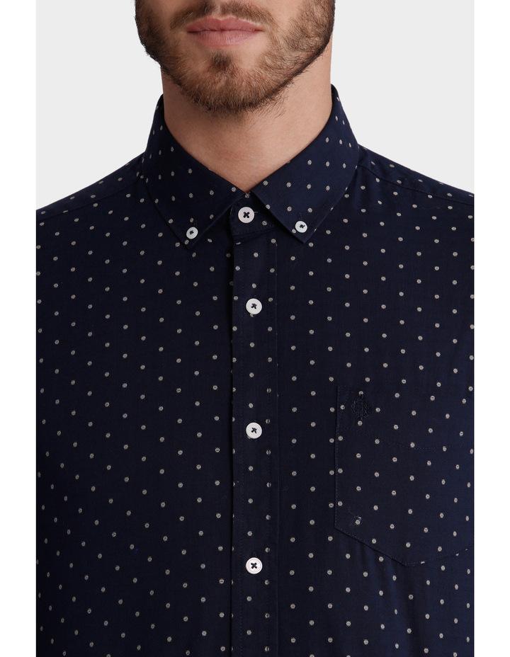 Long Sleeve dobby shirt image 4