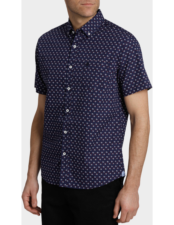 Short Sleeve Print Shirt image 2