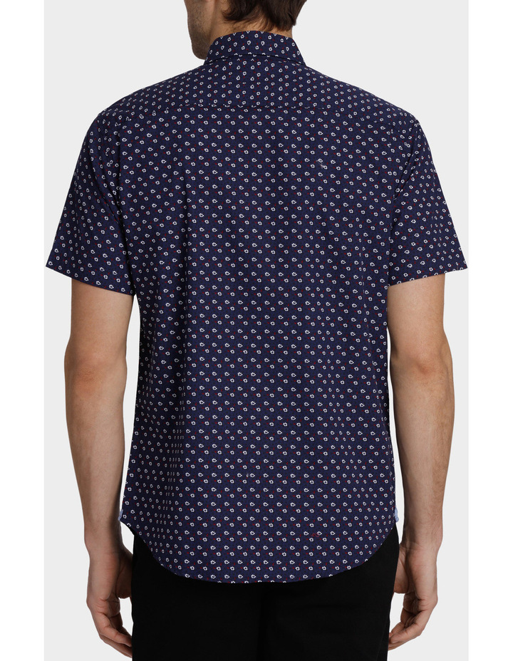 Short Sleeve Print Shirt image 3