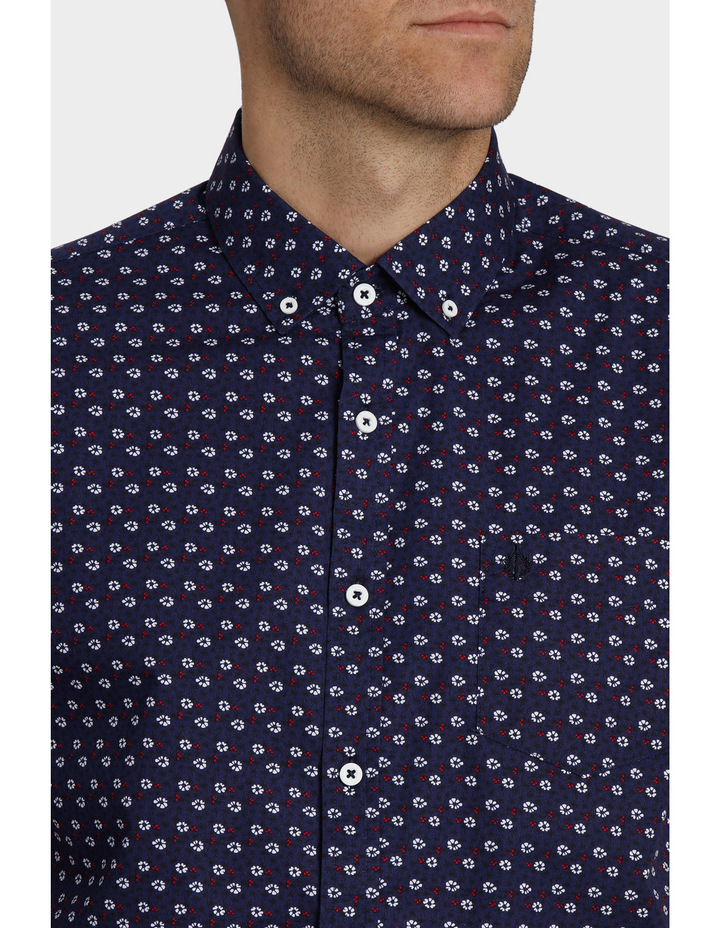 Short Sleeve Print Shirt image 4