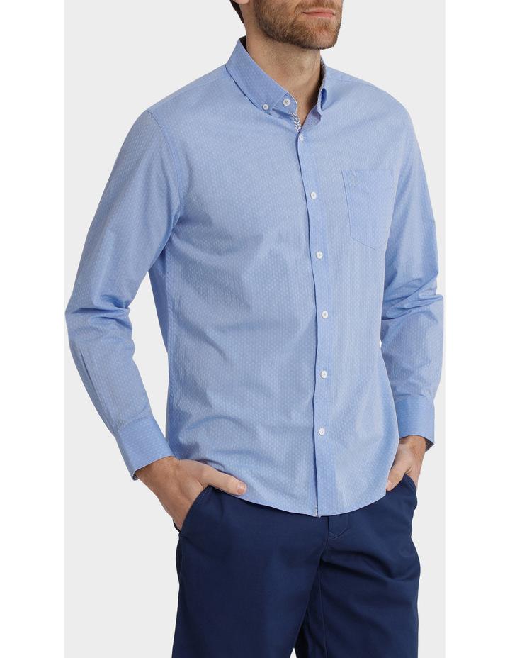 Long Sleeve Dobby Shirt image 1