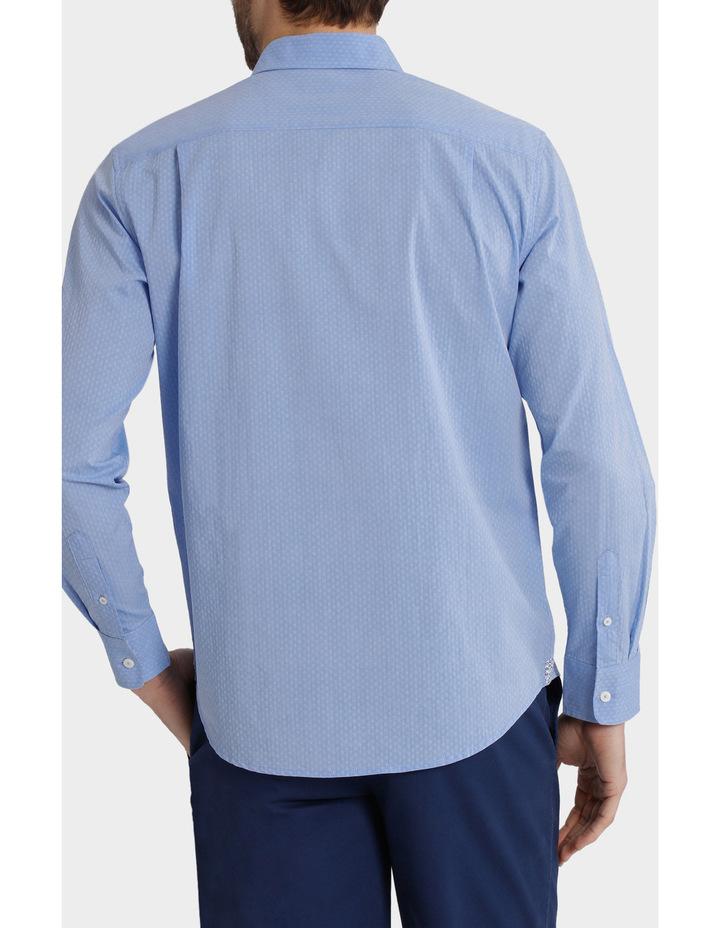 Long Sleeve Dobby Shirt image 2