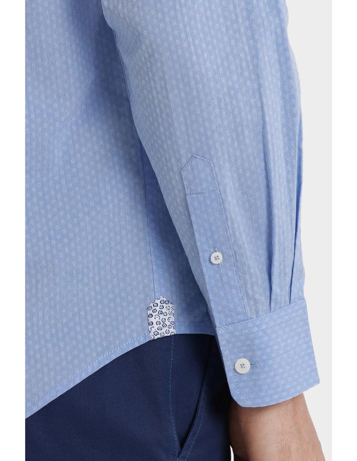 Long Sleeve Dobby Shirt image 3