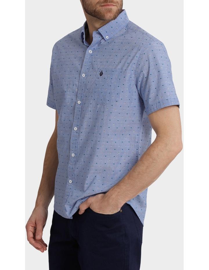 Short Sleeve Dobby Shirt image 2