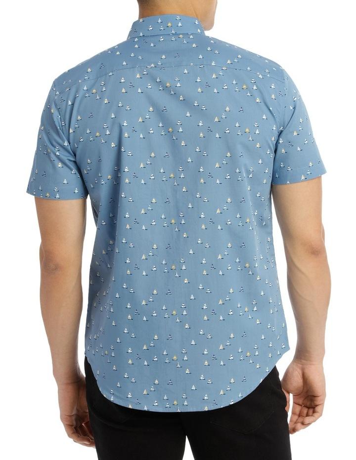 Short Sleeve Noble Print Shirt image 3