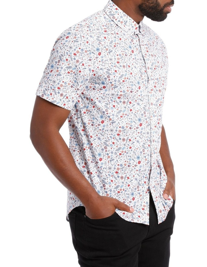 Forest Of Dean Short Sleeve Printed Shirt image 2