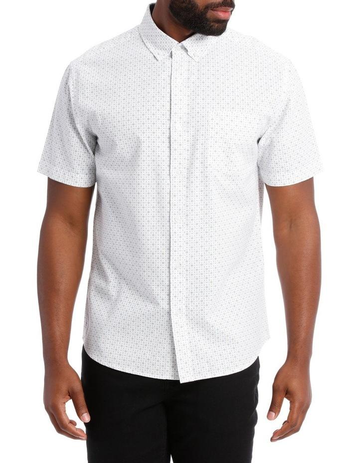 Atherton Short Sleeve Printed Shirt image 1