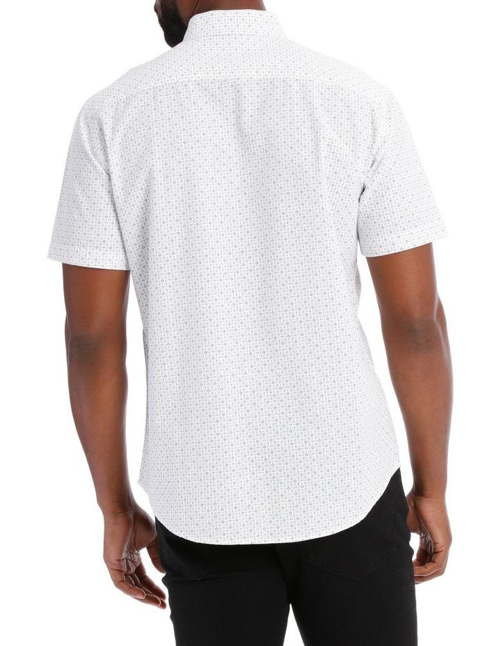 Atherton Short Sleeve Printed Shirt image 3