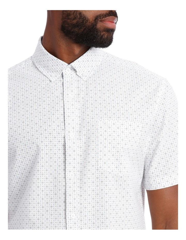 Atherton Short Sleeve Printed Shirt image 4
