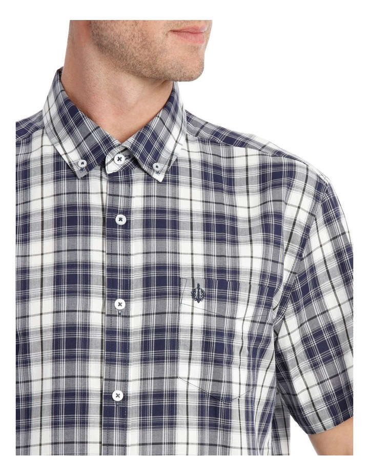 Castleton SS Check Shirt image 4