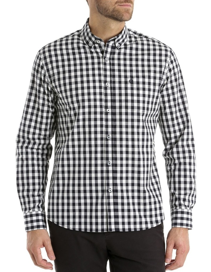 Battle Gingham LS Check Shirt image 1