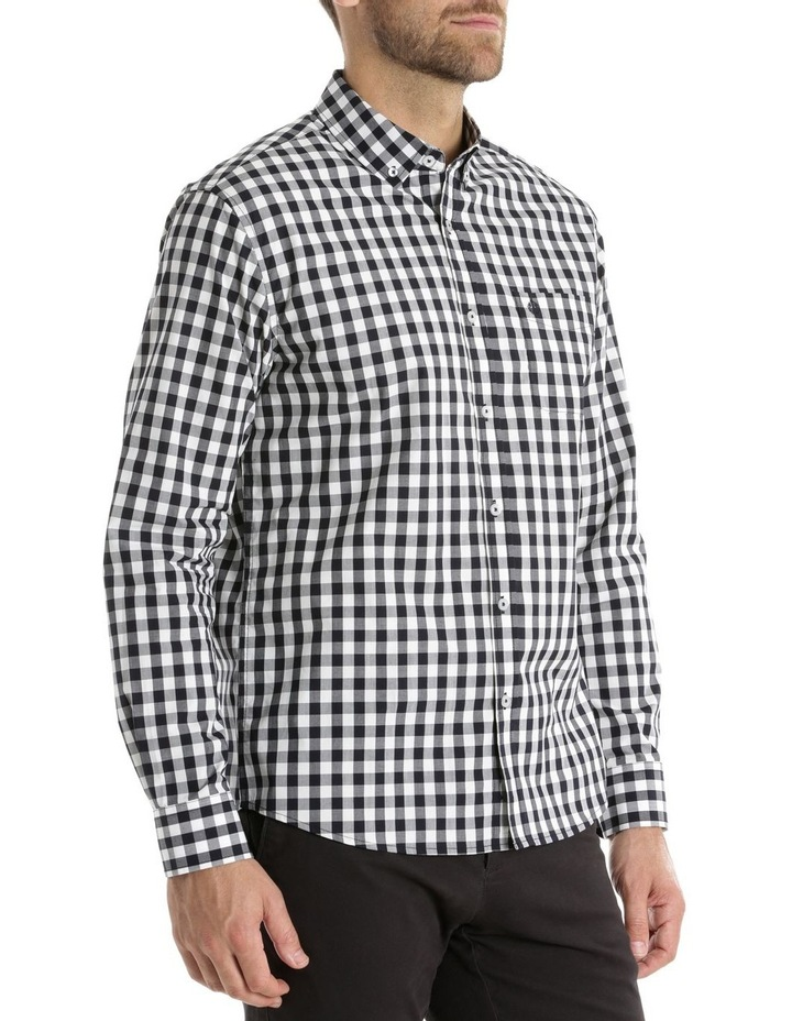 Battle Gingham LS Check Shirt image 2