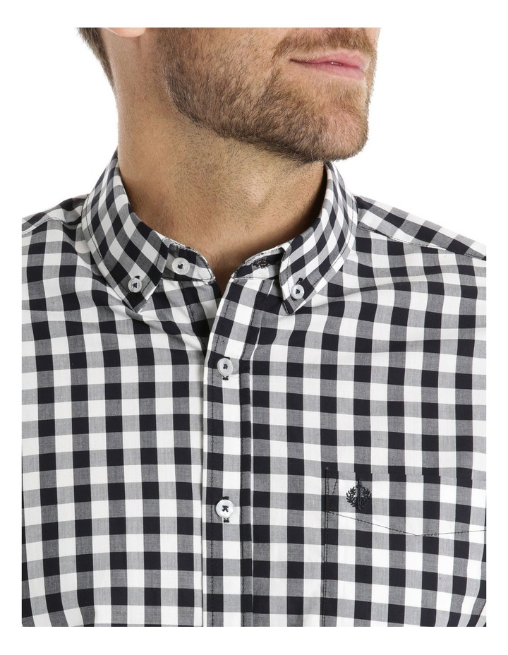 Battle Gingham LS Check Shirt image 3