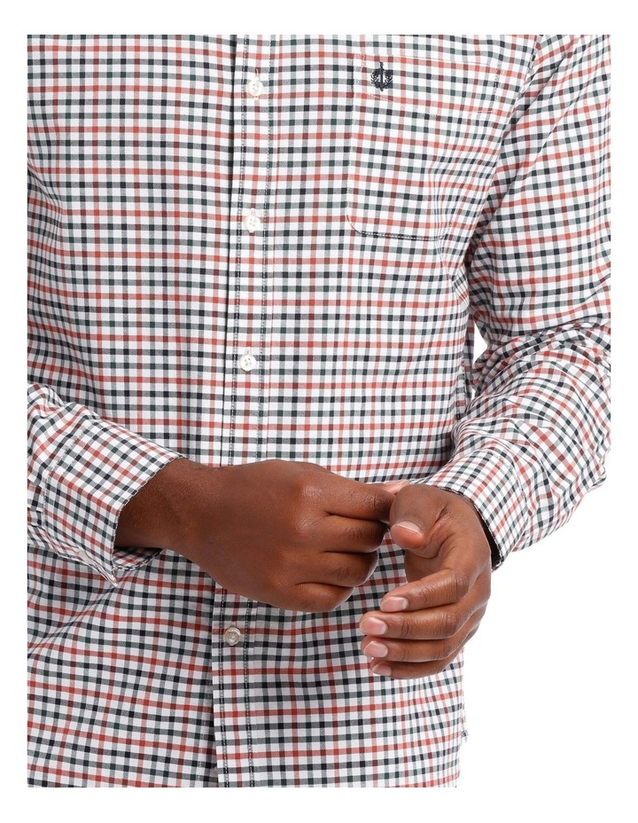 Soho Long Sleeve Check Shirt image 4