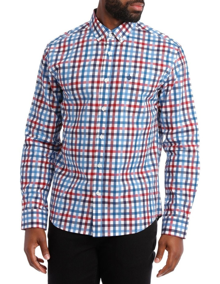 Vauxhall Long Sleeve Check Shirt image 1
