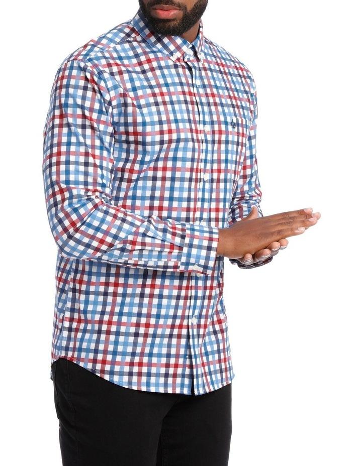 Vauxhall Long Sleeve Check Shirt image 2